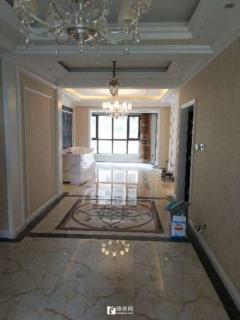君瑞城,楼王位置,豪装三室两厅,客厅朝阳南北通透