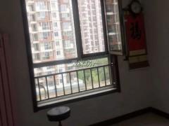 九州清晏 前排好楼层精装通透三室 满2可贷款