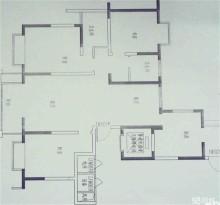 状元府中间楼层三室二厅二卫