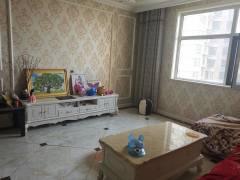 清华园精装修132平好楼层三室两厅送储新证可贷款