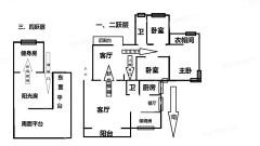 樱花苑一期电厂开发4/5/6复试 证满5年可贷款  送储藏室
