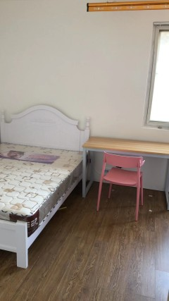 (城西)熙城国际4室1厅1卫20m²简单装修