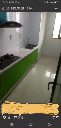 (市中心)城建威尼斯3室1厅1卫108m²简单装修