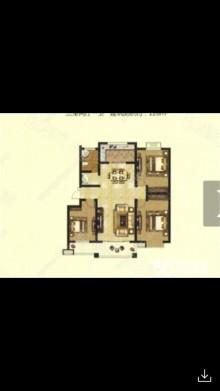 (城东)浦东花园3室2厅1卫111.5m²豪华装修