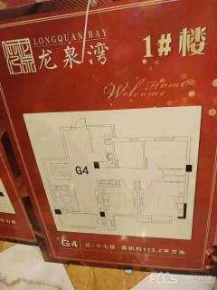 龙泉湾3室2厅1卫113.2m2平7800一平17楼顶