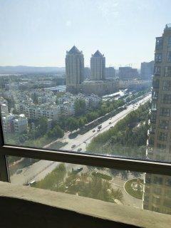 滨江御园21楼 观景 两室一厅朝阳 城东高档社区 新证可贷款