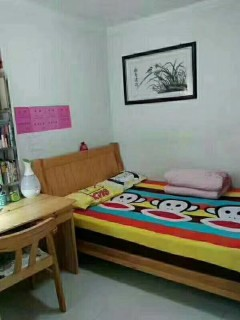 (城北)紫竹怡园2室2厅1卫94m2简单装修