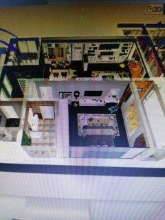 (市中心)城建大同印象3室2厅1卫120m²豪华装修