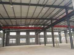 滕州开发区腾飞西路现有一厂房出租、出售