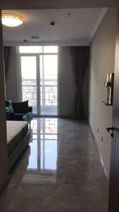 (市中心)城阳臻品六号院1室1厅1卫40m²简单装修
