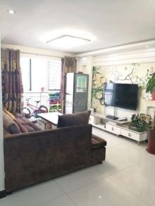 九州清晏 高层豪华装修两室 全南户型 证满2可贷款