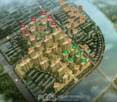 (市中心)城建金河湾3室2厅1卫110m²毛坯房