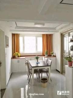 (市中心)城建大同印象3室2厅1卫139m²豪华装修