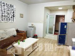 阳光国际 新一中 精装一室一厅 家具家电齐全 拎包即住