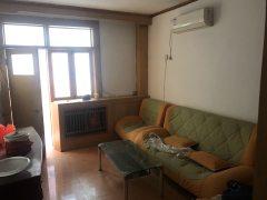 地质家园2室1厅,有暖气有空调,厨房煤气灶抽油烟机齐全可做饭