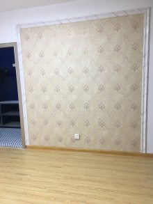 (城北)御冠丽景1室1厅1卫43.56m²简单装修