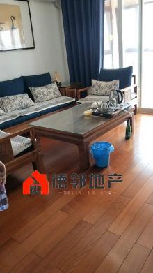 和家园100平2室豪华装,可贷款实木地板,阳光国际对过