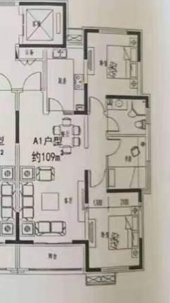 尚善文苑3室123m217層頂-售樓處手續-可貸款-轉讓