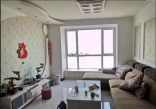 锦泰名城3室2厅2卫145m²简单装修户型佳可贷款!