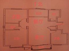 (城西)佳美广场3室2厅2卫127m²毛坯房