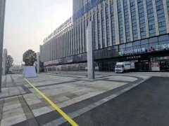 玫瑰园双子大厦:一楼商铺128平面积最小的一间招商可租可售