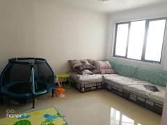 (市中心)中央城2室1厅1卫99m²简单装修