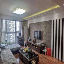 九州清宴中层观景 三室两厅 精装修 送家具家电 暖气齐全