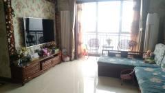 九州清晏 好楼层 精装修3室2厅 证满两年可贷款送家具家电