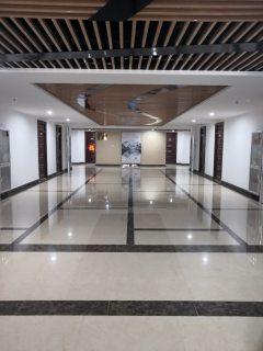 (已租出)人和天地写字楼2室1厅1卫85m²简装办公室