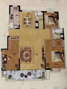 保利海德佳园。电梯洋房,三室两厅,毛坯,可任意装修,可贷款