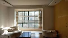 滨江国际花苑135m²送车库储藏室,两室一厅朝阳,可贷款!!