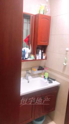 (市中心)九州清晏2室2厅,诚心出租,繁华地段