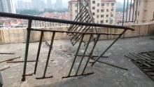 通盛上海花园240m²毛坯房,送两个车位,20多平储藏室平台