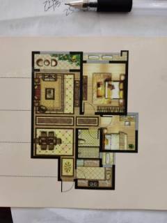 润恒第一城89m²毛坯房,52万小区最低价,有钥匙随时看!