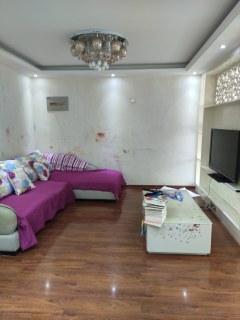 远航水晶城2室1厅1卫90m²豪华装修家具家电