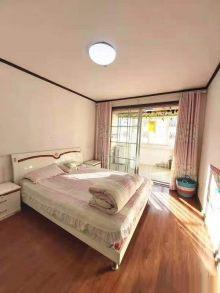 幸福佳苑 多层5楼 3室 111m² 简装修 送车库储 有证