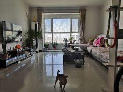 中央城b区31楼3室2厅1卫127m²简单装修价格可议满二