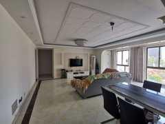 远航水晶城 146.9平方 豪华装修三室 可贷款 有钥匙