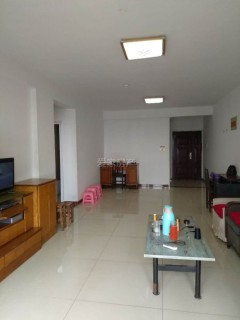 (城西)熙城国际2室2厅1卫108m²简单装修拎包即住