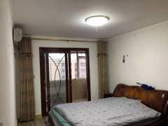 九州清晏,中间楼层,一室一厅,精装修,家具家电齐全,拎包即住