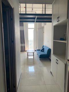 (城东)滕投人和天地1室1厅1卫50m²豪华装修