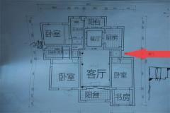 城北香舍水郡多层电梯洋房 毛坯三室 楼层好户型极佳