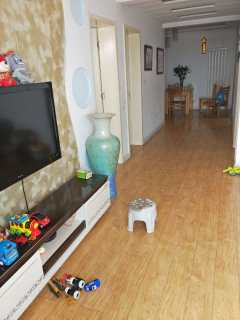 和谐康城D区精装3室124.5m²-可贷款-随时看房