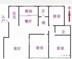 翠湖天地洋楼131m²毛坯房+可贷款