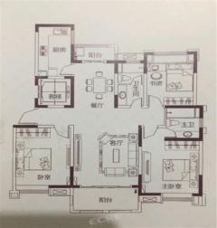 (经典户型)缇香郡一期豪华装修已下证配合贷款 随时看房
