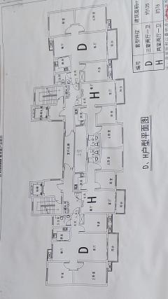 程堂回迁房,信华城 2室1厅 76平130号 96平400号