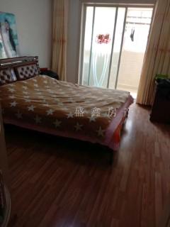 (市中心)清河花苑3室2厅1卫103m²简单装修