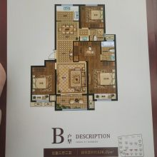 城东恒益园,好楼层,三室两厅,售楼处手续,正常首付,可做优惠