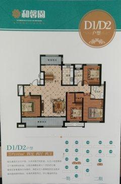 (城北)亿丰和馨园150m²毛坯房 带车位 储藏室 价格优惠