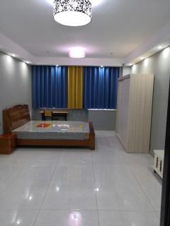 (城西)熙城甲第1室1厅1卫60m²豪华装修
